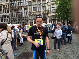 Marathon na